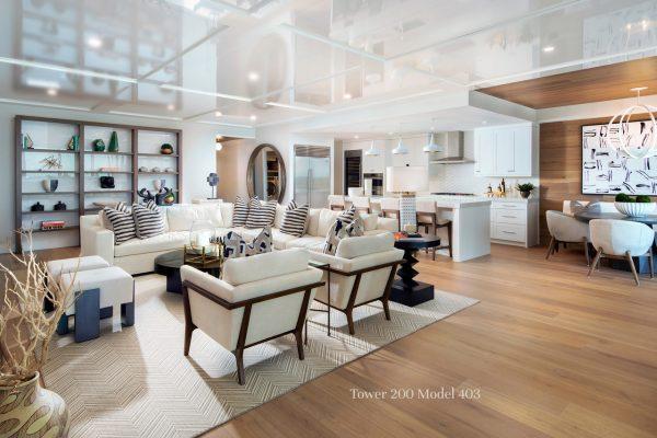 webKalea Bay Kitchen and Living Room
