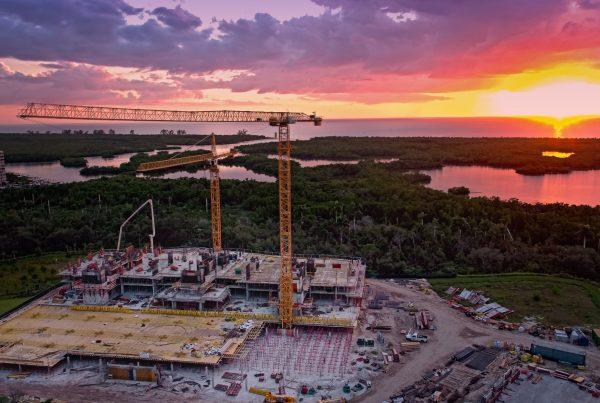 Sunset View Construction Update