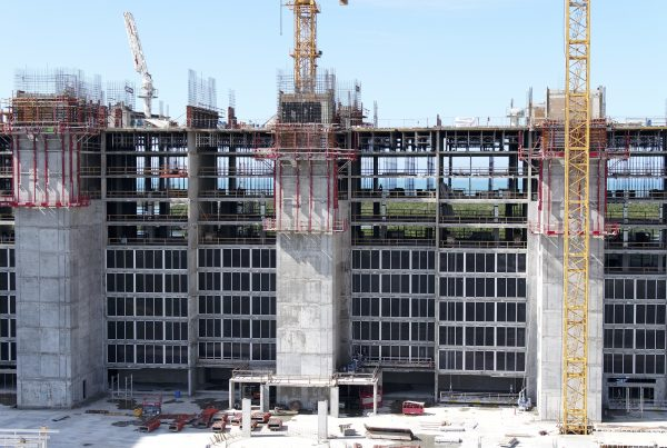 New Construction update on Tower 3